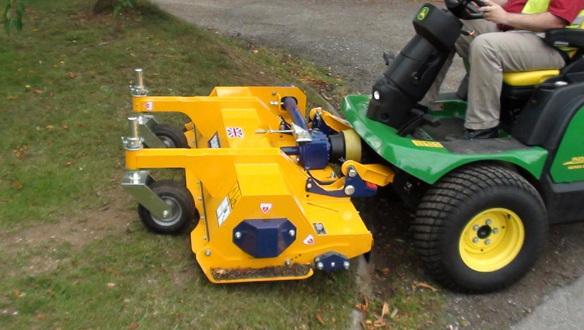 Bomford Flail Mowers | Colvoy Equipment