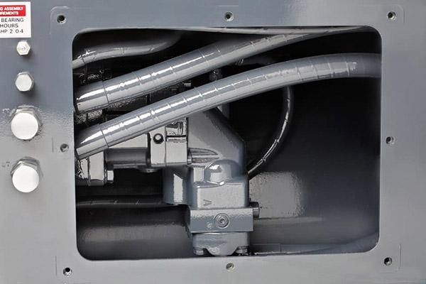 Promac Heavy Duty Mulcher Attachment | Excavator Attachments