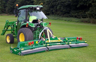Used Industrial Mowers and Roadside Mowers for Sale | Colvoy