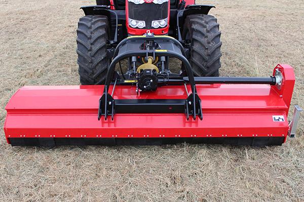 Votex Landmaster In-line Flail Mower | Industrial Mowing
