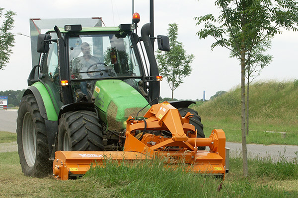 Votex In-line Flail Mowers | Industrial Mowing Equipment