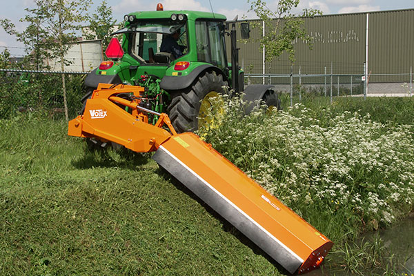 Votex Side Flail Mowers | Industrial Mowing Equipment